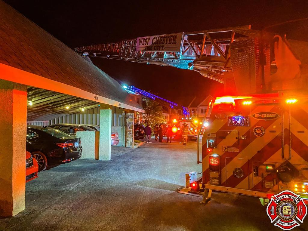 Reported Building Fire in Goshen Fire Co. local