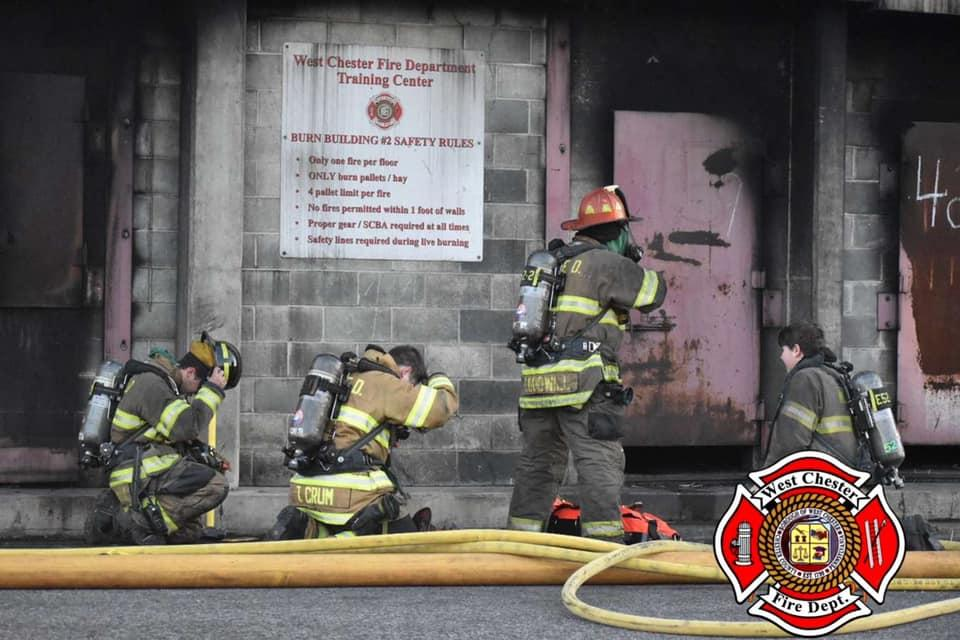 RIT training with Delco Station 41