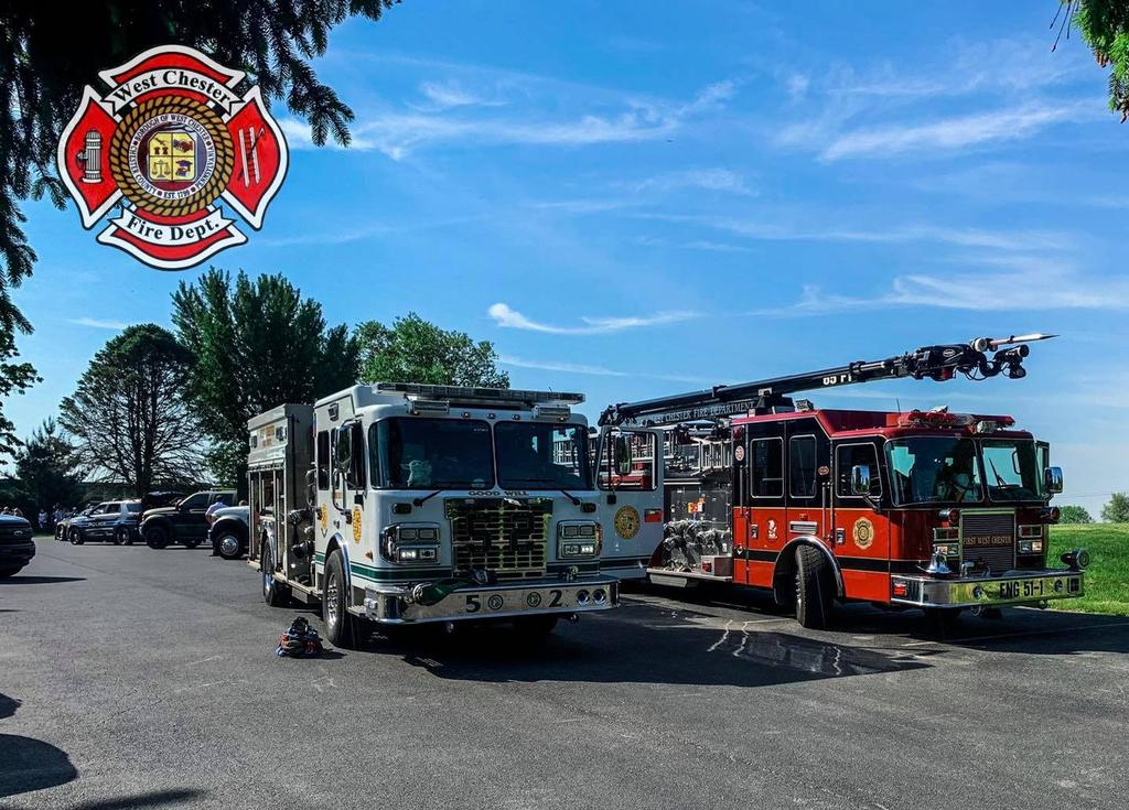 Engine 52-2 at First Responders Day