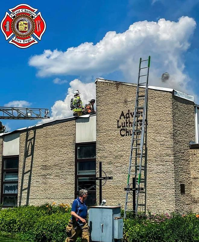 Second alarm fire in Stations 54/56 first due