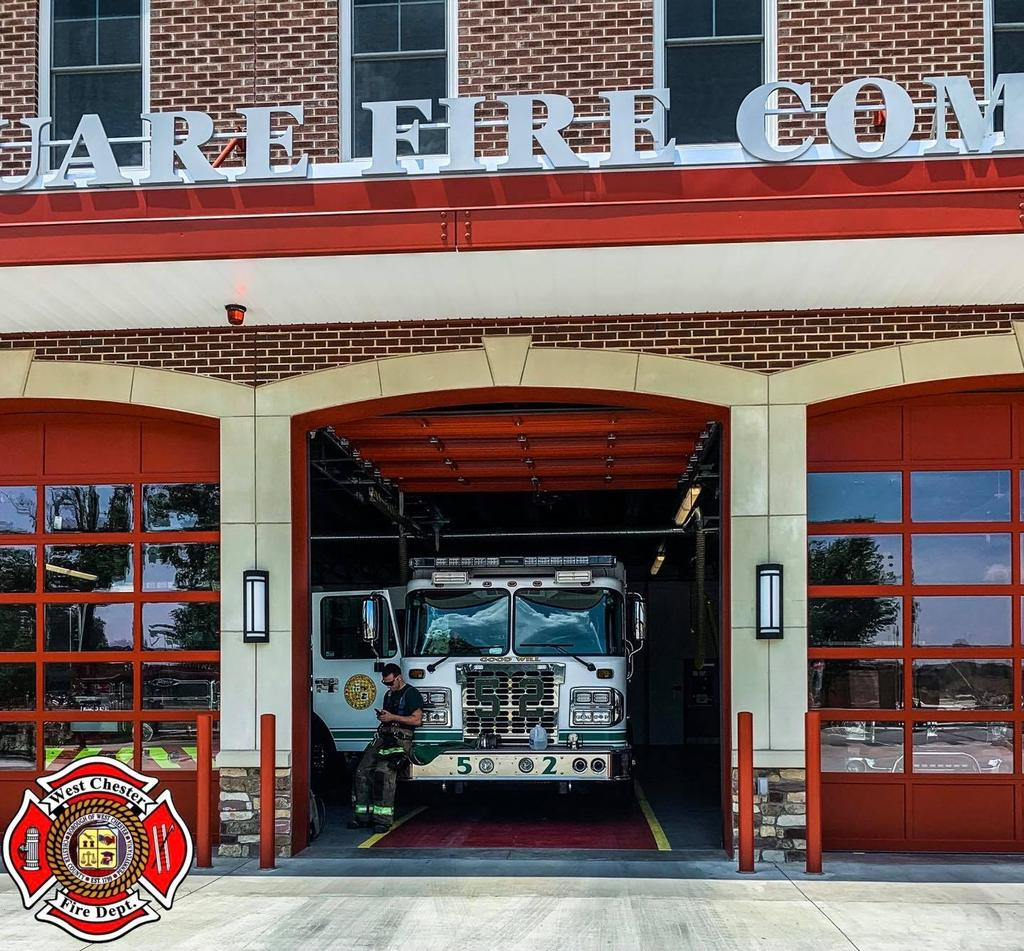 Engine 52-1 relocated to Delco Station 41
